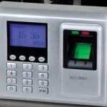 Biometrichen terminal za kontrol na dostap i rab. vreme